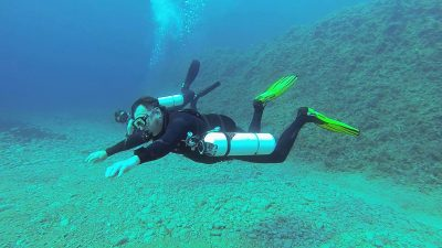 Sidemount Essentials Training with Steve Martin