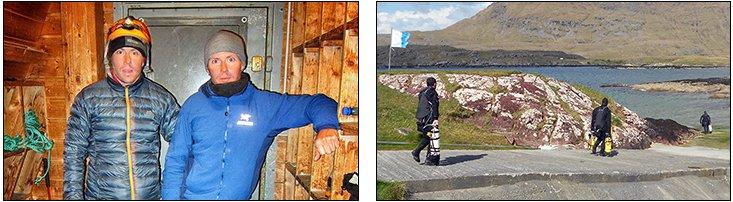 Alan Phillips, Online Training + Sidemount Essentials, Ireland (October 2014)