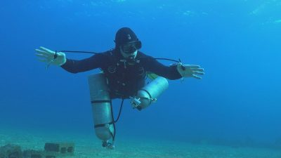 Sidemount Essentials ...Steve Martin's signature training course 2