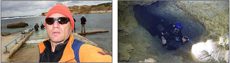 Peter Tschannen - Sidemount Essentials (Dec 2012) & Cave Training, Mexico (April 2013)
