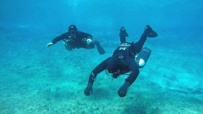 Sidemount Experience ...try dive using sidemount configuration