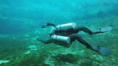 Sidemount Essentials ...Steve Martin's signature training course 4